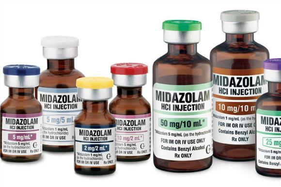 В Россию прибыл детский мидазолам