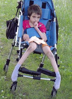 Вероника Сутункова, 10 лет, детский церебральный паралич, эпилепсия, требуется лечение. 199620 руб.