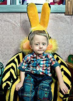 Матвей Митрофанов, 4 года, несовершенный остеогенез, требуется курсовое лечение. 460000 руб.