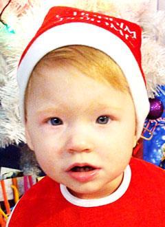 Женя Сидорова, 2 года, детский церебральный паралич, симптоматическая эпилепсия, требуется лечение. 199620 руб.