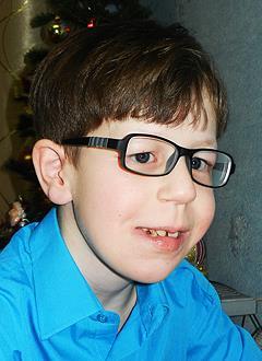 Коля Якименко, 9 лет, детский церебральный паралич, требуется лечение. 199620 руб.