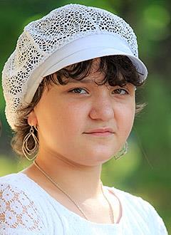 Лера Копенкина, 12 лет, острый миелобластный лейкоз, рак почки – нефробластома, спасут лекарства. 1750205 руб.