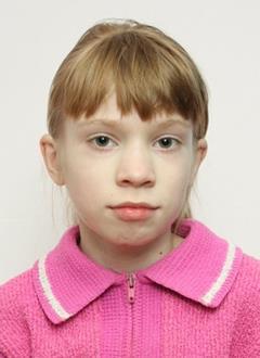 Наташа Ларина, 10 лет, симптоматическая эпилепсия, требуется операция. 414675 руб.