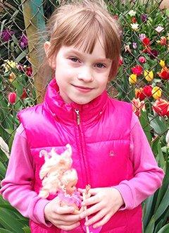 Маша Шишлова, 7 лет, сахарный диабет 1 типа, требуется инсулиновая помпа и расходные материалы к ней. 199676 руб.