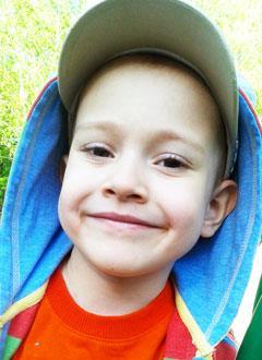 Богдан Симонов, 6 лет, врожденный порок сердца, спасет лекарство. 821400 руб.