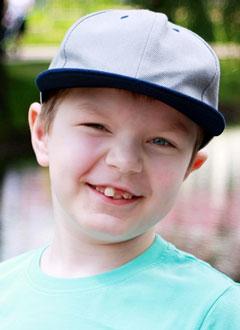 Тимофей Субочев, 8 лет, состояние после трепанации черепа, спасет операция, требуются расходные материалы. 397216 руб.