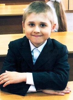 Саша Лёзный, 11 лет, острый биклональный лейкоз, спасут трансплантация костного мозга и лекарства. 2561320 руб.