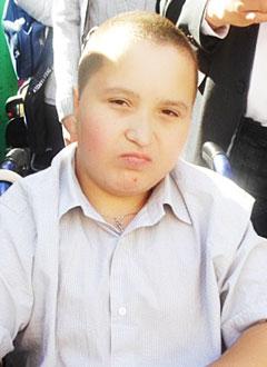 Сережа Никифоров, 12 лет, детский церебральный паралич, требуется велотренажер. 135636 руб.
