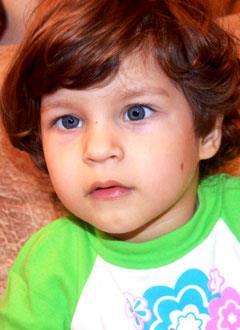 Настя Мочалова, 3 года, детский церебральный паралич, требуется лечение. 199620 руб.