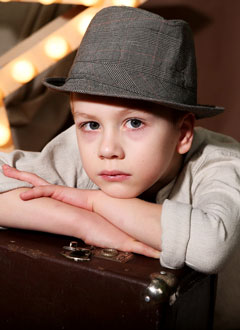 Влад Волков, 7 лет, двусторонняя нейросенсорная тугоухость 4 степени, требуется слуховой аппарат. 107815 руб.