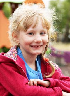 Таня Фролова, 7 лет, врожденный порок сердца, спасет эндоваскулярная операция, требуется окклюдер. 68400 руб.