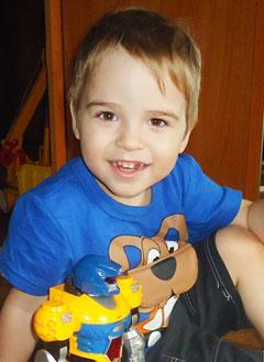 Коля Шиповалов, 4 года, сахарный диабет 1 типа, требуется инсулиновая помпа и расходные материалы к ней. 208945 руб.