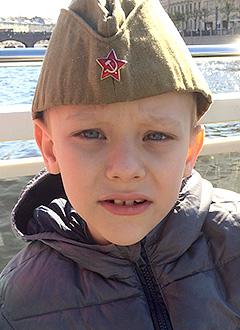 Ярослав Николаев, 9 лет, детский церебральный паралич, требуется операция. 137756 руб.