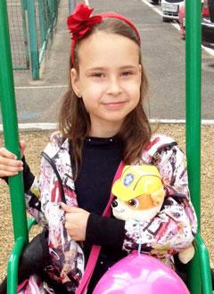 Алиса Семенюк, 7 лет, эпилепсия, требуется обследование и лечение в Центре эпилепсии клиники Немецкого Красного Креста (Берлин, Германия). 797208 руб.