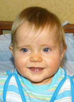 Сережа Иванов, 10 месяцев, деформация черепа, требуются специальные пластины для операции. 391075 руб.