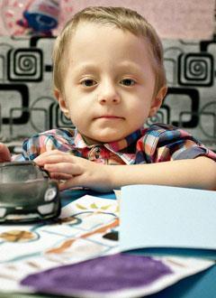Матвей Митрофанов, 5 лет, несовершенный остеогенез, требуется операция в больнице Святой Екатерины (Загреб, Хорватия). 1513178 руб.