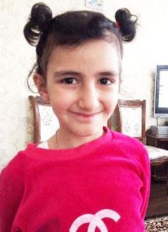 Ангелина Налбандян, 7 лет, злокачественная опухоль – нейробластома забрюшинного пространства, требуются лекарства и расходные материалы. 849781 руб.