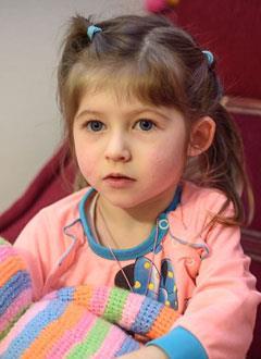 Поля Дзюба, 3 года, врожденный гиперинсулинизм, спасет лекарство. 123034 руб.