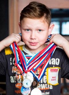 Сава Осипов, 13 лет, сахарный диабет 1 типа, требуется инсулиновая помпа и расходные материалы к ней. 209115 руб.
