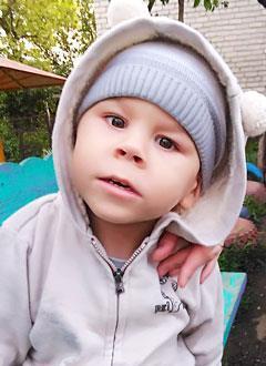 Семен Герасименко, 3 года, детский церебральный паралич, требуется лечение. 199620 руб.