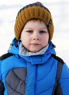 Егор Никитин, 7 лет, врожденный порок сердца, спасет эндоваскулярная операция, требуется окклюдер. 339200 руб.