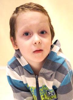 Ярослав Чакрыгин, 4 года, врожденный порок сердца, спасет эндоваскулярная операция, требуется окклюдер. 285600 руб.