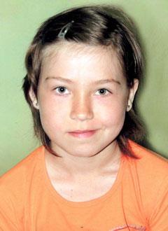 Маша Мерлянова, 11 лет, симптоматическая эпилепсия, тяжелая форма, спасет лекарство. 115344 руб.