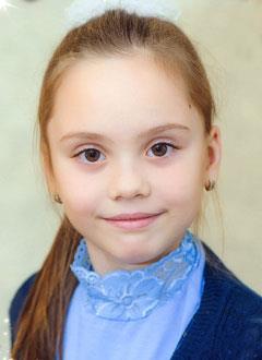 Полина Йовчевски, 8 лет, муковисцидоз, легочно-кишечная форма, требуется лечебное питание на год. 169065 руб.