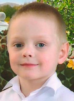 Дима Вдовин, 6 лет, двусторонняя сенсоневральная тугоухость 3 степени, требуются слуховые аппараты. 106482 руб.