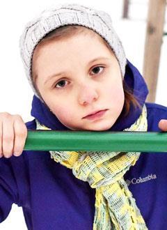 Полина Ключникова, 11 лет, тяжелый врожденный порок сердца, спасет операция. 868221 руб.