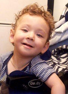 Мефодий Кощенко, 2 года, врожденный порок сердца, требуется обследование и лечение. 125981 руб.