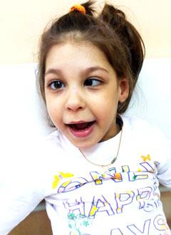 Кира Шайхуллина, 4 года, детский церебральный паралич, требуется лечение. 199620 руб.