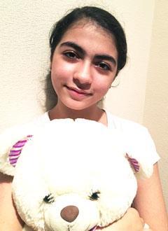 София Аревшатян, 11 лет, сахарный диабет 1 типа, требуются расходные материалы к инсулиновой помпе. 155165 руб.