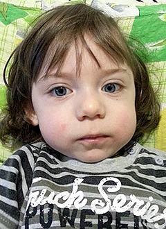 Архип Фролов, 3 года, детский церебральный паралич, спастический тетрапарез, требуется лечение. 199620 руб.
