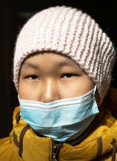 Туяна Дамбаева, 11 лет, острый миелобластный лейкоз, спасут лекарства. 2182478 руб.