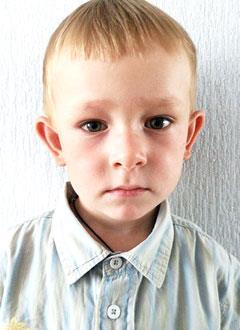 Тимофей Батыршин, 6 лет, врожденная левосторонняя косолапость, рецидив, требуется ортопедическая обувь. 65242 руб.