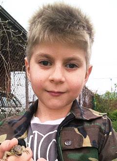Ярослав Бежко, 12 лет, несовершенный остеогенез, требуется курсовое лечение. 460000 руб.