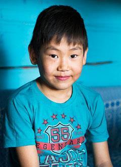 Боря Мухтыров, 7 лет, врожденный порок сердца, спасет эндоваскулярная операция, требуется окклюдер. 242799 руб.