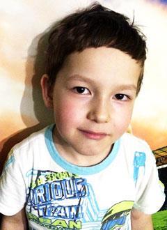 Никита Тюрнев, 7 лет, сахарный диабет 1 типа, требуются расходные материалы к инсулиновой помпе. 155165 руб.