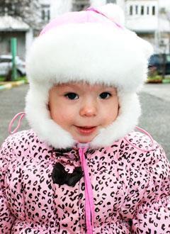 Лиза Асмолова, 4 года, органическое поражение центральной нервной системы, требуется курсовое лечение. 199200 руб.