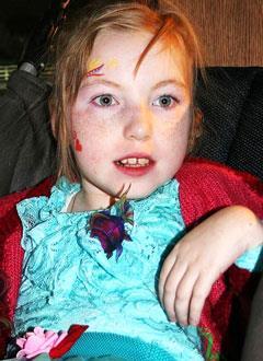 Маша Хакова, 12 лет, лейкодистрофия, спастический тетрапарез, требуется курсовое лечение. 180000 руб.