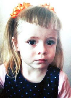 Лиза Толстякова, 2 года, врожденный порок сердца, спасет эндоваскулярная операция. 320582 руб.