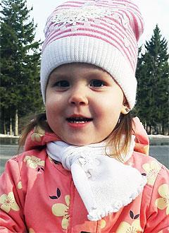 Олеся Власенко, 2 года, врожденный порок сердца, спасет эндоваскулярная операция. 339063 руб.
