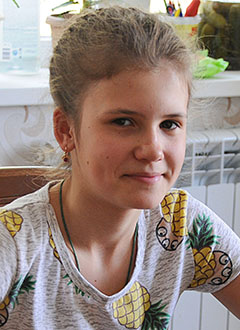 Яна Иванова, 12 лет, врожденный порок сердца, спасет эндоваскулярная операция. 320582 руб.