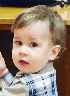 Рома Кошко, 2 года, врожденный порок сердца, спасет эндоваскулярная операция. 339063 руб.