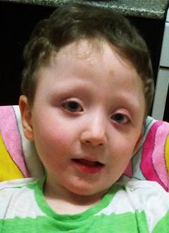 Тимофей Чирков, 3 года, эпилепсия, детский церебральный паралич, требуется ортопедическое кресло. 263150 руб.