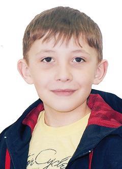 Давид Савин, 9 лет, врожденный порок сердца, спасет эндоваскулярная операция. 339063 руб.