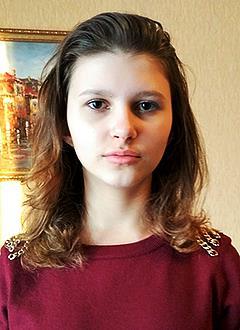 Ксюша Цыплакова, 14 лет, посттравматическая деформация позвоночника, грудопоясничный сколиоз 2-й степени, требуется корсет Шено. 145390 руб.