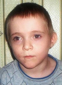 Саша Кругляк, 7 лет, детский церебральный паралич, требуется лечение. 199620 руб.