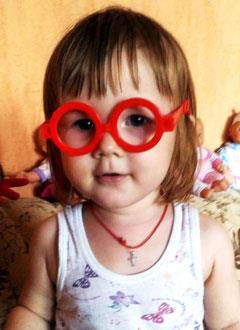 Варя Алисейко, полтора года, сложный врожденный порок сердца, спасет операция. 505263 руб.